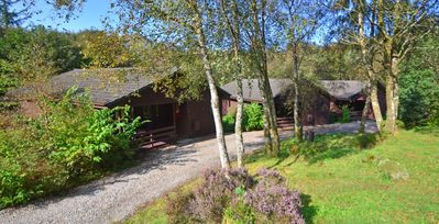 Photo for Lodge 7 - sleeps 6 guests  in 3 bedrooms