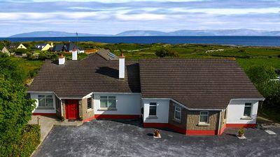 Photo for AMAZING DIRECT sea views. PERFECT for LARGE groups. 10 mins to Galway