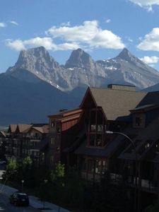 Photo for Private High-End Canmore Condo