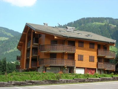 Photo for Apartment in Chatel