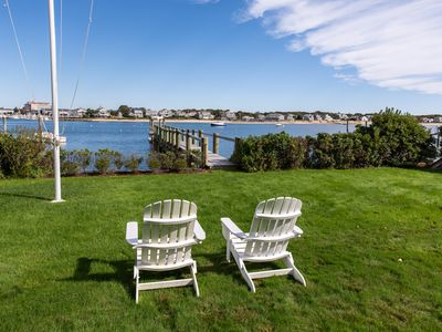 Photo for Picturesque and exclusive enclave with Private Dock &  Views.