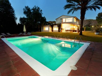 Photo for Villa Francina, A 3 Minute Walk To Sitges Beach