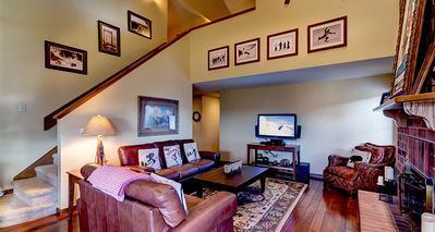 Photo for Bear Claw 405: 3 BR / 3 BA condo in Steamboat Springs, Sleeps 10