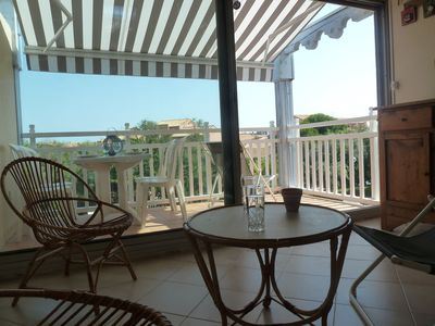 Photo for 1BR Apartment Vacation Rental in Palavas-Les-Flots, Occitanie