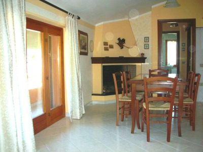 Photo for Delightful little house in the center of Teulada in southern Sardinia