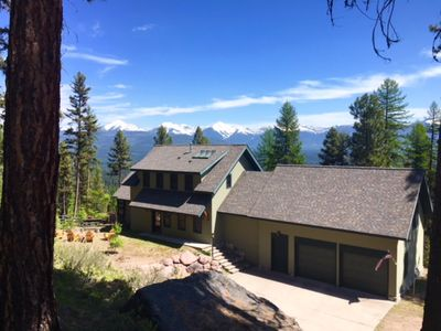 Photo for Spectacular Mountain Views~Spacious Home~Perfect for Entertaining