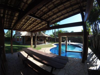 Photo for Rent Excellent House in Maresias with Pool, Barbecue with 4 Bedrooms