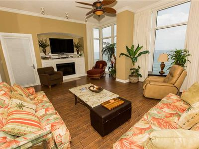 Photo for Hardwood Floors In This Stunning Spacious Ocean Front Unit With Dazzling Updated Kitchen