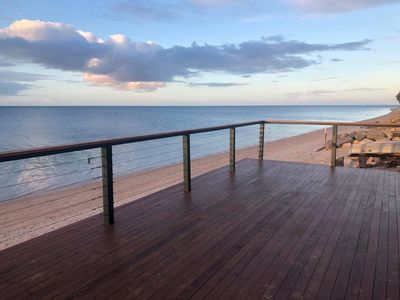 Photo for Peter's Port - beachfront property