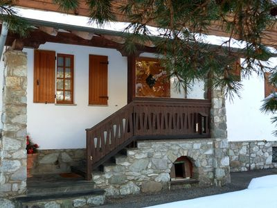 Photo for 2BR Apartment Vacation Rental in Ville Sur Sarre, Valle d'Aosta