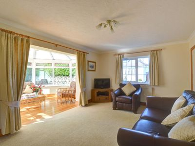 Photo for Vacation home Conty in Anglesey - 5 persons, 2 bedrooms