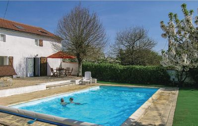 Photo for Wonderful and Peaceful Holiday home - l'Hermenault, France