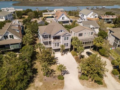 Fabulous Second Row Beach House on Pawleys Island - Newly Furnished, Great Rates!!!