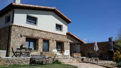 Photo for 4BR Cottage Vacation Rental in Ausejo de la Sierra, Soria