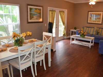 Photo for Disney On Budget - Lucaya Village - Feature Packed Cozy 4 Beds 3 Baths Townhome - 3 Miles To Disney