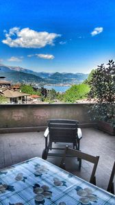 Photo for Matias apartment in Stresa with lake view