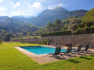Photo for Finca Es Port (050302) - Country house for 8 people in Estellencs