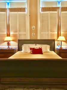 Sleigh Bed perfect for those desiring a King Bedroom.