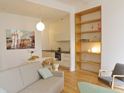 Photo for Very nice furnished apartment of 60m2 with terrace