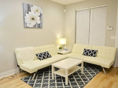 Photo for Remarkable Downtown Home! Roof Deck! Sleeps 2-16+! Free Parking!