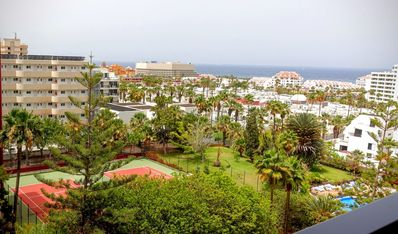 Photo for A Recently Modernised 1- Bedroom apartment with sea view