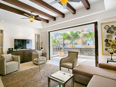 Photo for Luxury 2 Bedroom Condo, Walk to Everything in Zona Romantica