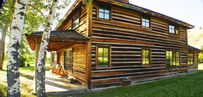 Cabin Side View