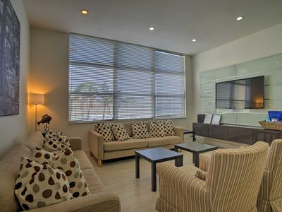 Photo for Modern Condo w/Pool Access-Walk to Hollywood Beach