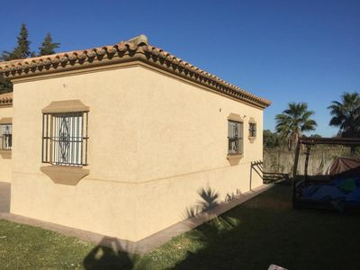 Photo for Holiday house Chiclana de la Frontera for 7 persons with 3 bedrooms - Holiday house