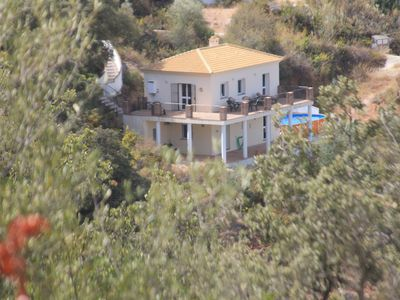 Photo for Villa with pool near Comares,tranquil rural getaway,stunning views.2 bedrooms