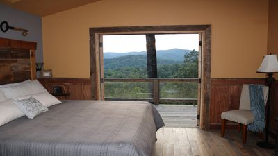 Photo for Gorgeous Cottage w/ outdoor therapy tub amongst National Forest & trout stream.
