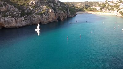 Photo for Casa Llebeig - Apartament with panoramic Sea view of Cala en Porter - Menorca