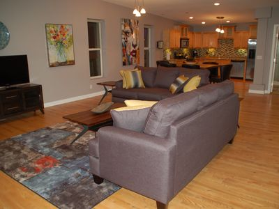 Photo for DOWNTOWN/RINO DISTRICT Beautiful 2 Bedroom 2 Bath with FREE BIKE RENTAL