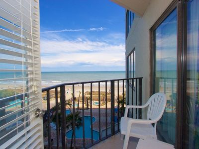Palace Resort Oceanview Condo in Downtown Myrtle Beach with FREE Water Park, Golf & More Every Day!