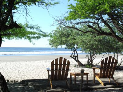 Photo for Beachfront Villa - Playa Coco (near San Juan del Sur)