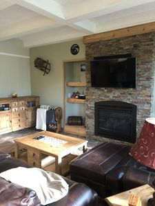 Photo for The Cozy Chalet Condo located on Beech Mountains terrain park-Instant Ski access