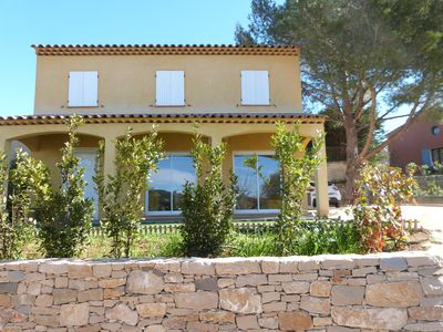Photo for VILLA NEUVE 110 m2 CLIMATISEE near BANDOL / SANARY