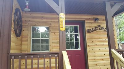 Photo for River Rose Cabins - (Ben's Barn)