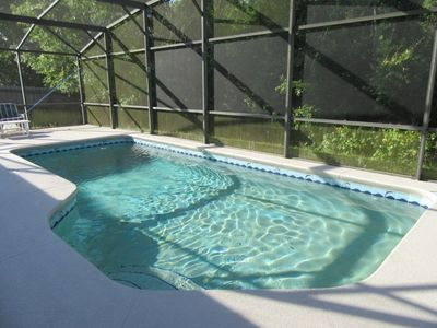 Photo for Charming Hideaway-3 BR with Private SF Pool, WiFi, close to Disney