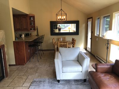 Photo for 3 Bedroom Remodeled East Vail Condo #3E. Hot Tub and Shuttle on Site.