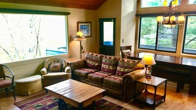 Photo for 3BR Chalet Vacation Rental in Lincoln, New Hampshire