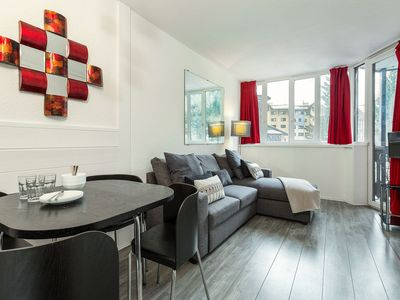 Photo for A central, one bedroom apartment, perfect for a couple or small group.