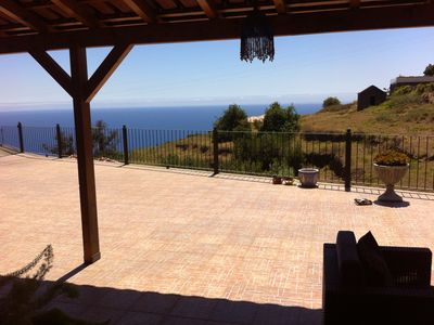 Photo for MADEIRA WINE COTTAGE- VERDELHO has sea view and is near beautiful walking areas