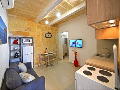 Photo for 1BR Apartment Vacation Rental in Valletta, Tas-Sliema