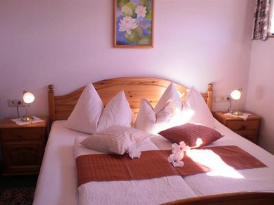 Photo for Apartment Nr. 3 4/1 bed room / shower, WC - Leyrer, Pension