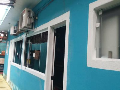 Photo for KIT NET WITH KITCHEN, AIR CONDITIONING, 20 MTRS FROM THE SEA, PERUQUE AÇU UBATUBA.
