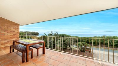 Photo for GREAT UNIT WITH OCEAN VIEWS  & AIR CON