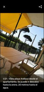 Photo for Beautiful and New apartment in front of the beach and 10 min from Port Aventura