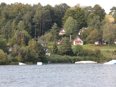 Photo for On the lake in the mountains - all year rest and relaxation in the middle of Germany.