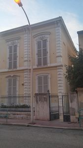 Photo for CAMELIA beautiful villa of 1880 4 minutes walk from the sea